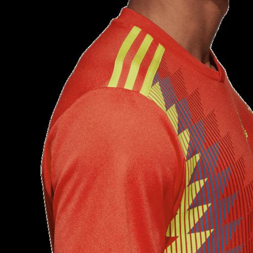 adidas 2018 Spain Home Replica Jersey