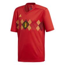 adidas 2018 Belgium Home Jersey