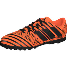 adidas Nemeziz 17.4 Turf Boots - SOLAR ORANGE/CORE BLACK/SOLAR ORANGE