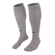 Nike Classic II Cushion Over the Calf Sock - White - L - 18 Pairs