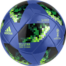 adidas Fifa World Cup Glider Ball - Blue
