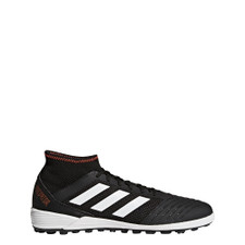 adidas Ace Predator Tango 18.3 Turf Boot - CORE BLACK/FTWR WHITE/SOLAR RED