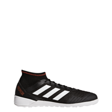 adidas Predator Tango 18.3 Indoor Boot - CORE BLACK/FTWR WHITE/SOLAR RED