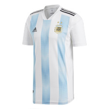 adidas 17/18 Argentina Home Authentic Jersey