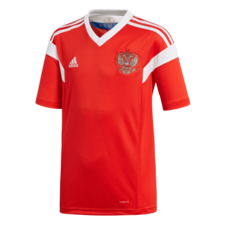 adidas 2018 Russia Home Replica Jersey Youth
