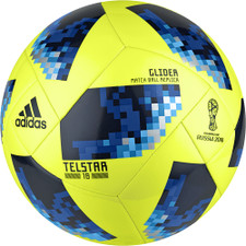 adidas FIFA World Cup Glider Ball - Yellow