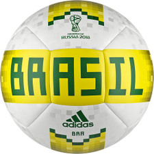 adidas Official Licensed Product 2018 Brazil Ball