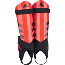 adidas Ghost Youth Shinguards - Red