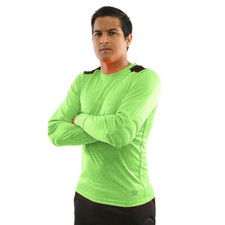 Admiral SOLO Goalkeeper Jersey - Flo Green/Black
