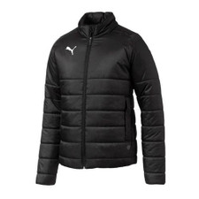 Puma Liga Casuals Padded Jacket - Black