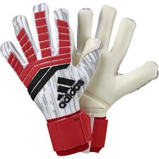 adidas Predator Pro Goal Keeper Gloves - REAL CORAL/BLACK/WHITE