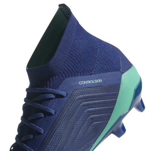 9d8fdbc1cbde ... adidas Predator 18.1 Firm Ground Boots - UNITY INK AERO GREEN HI-RES ...