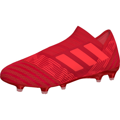 b3582c682449 adidas Nemeziz 17+ 360 Agility Firm Ground Boots - REAL CORAL RED ...