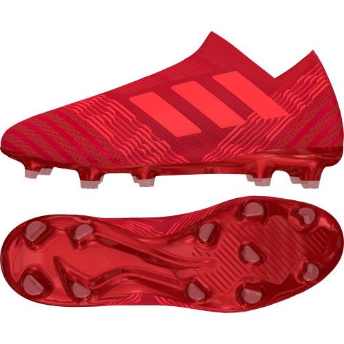 e54dedbf3fa ... adidas Nemeziz 17+ 360 Agility Firm Ground Boots - REAL CORAL RED ZEST   ...