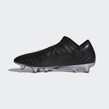 adidas Nemeziz 17+ 360 Agility Firm Ground Boots - CORE BLACK/CORE BLACK/HI-RES GREEN