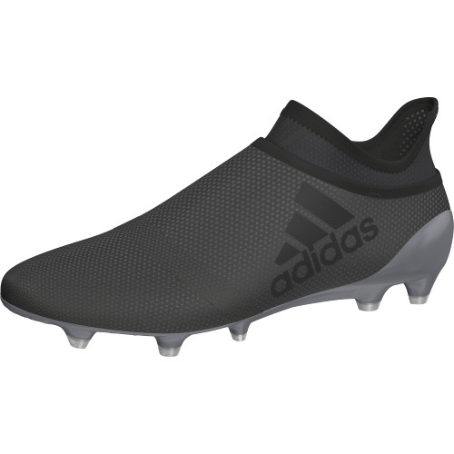 b8f3d8e46 adidas X 17+ Purespeed Firm Ground Boots - CORE BLACK/CORE BLACK ...