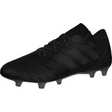 adidas Nemeziz 17.1 Firm Ground Boots - CORE BLACK/CORE BLACK/HI-RES GREEN