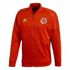 adidas Colombia ZNE Knit Jacket - Red
