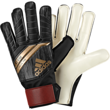 adidas Predator 18 Young Pro Gloves Jr - Black/Solar Red/Copper Gold