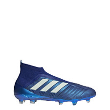 17910982b84a adidas Predator 18+ Firm Ground Boot - UNITY INK/AERO GREEN/HI-