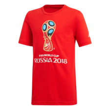 adidas FIFA World Cup Emblem Graphic Tee