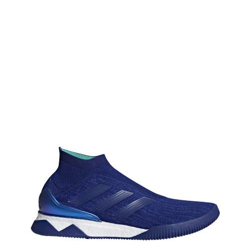 2bdfd940638f adidas Predator Tango 18+ Indoor Boot - HI-RES BLUE HI-RES BLUE AERO ...