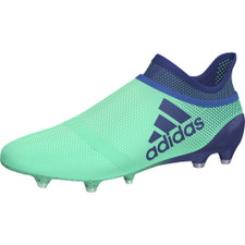 adidas X 17+ Firm Ground Boot - AERO GREEN/UNITY INK/HI-RES GREEN