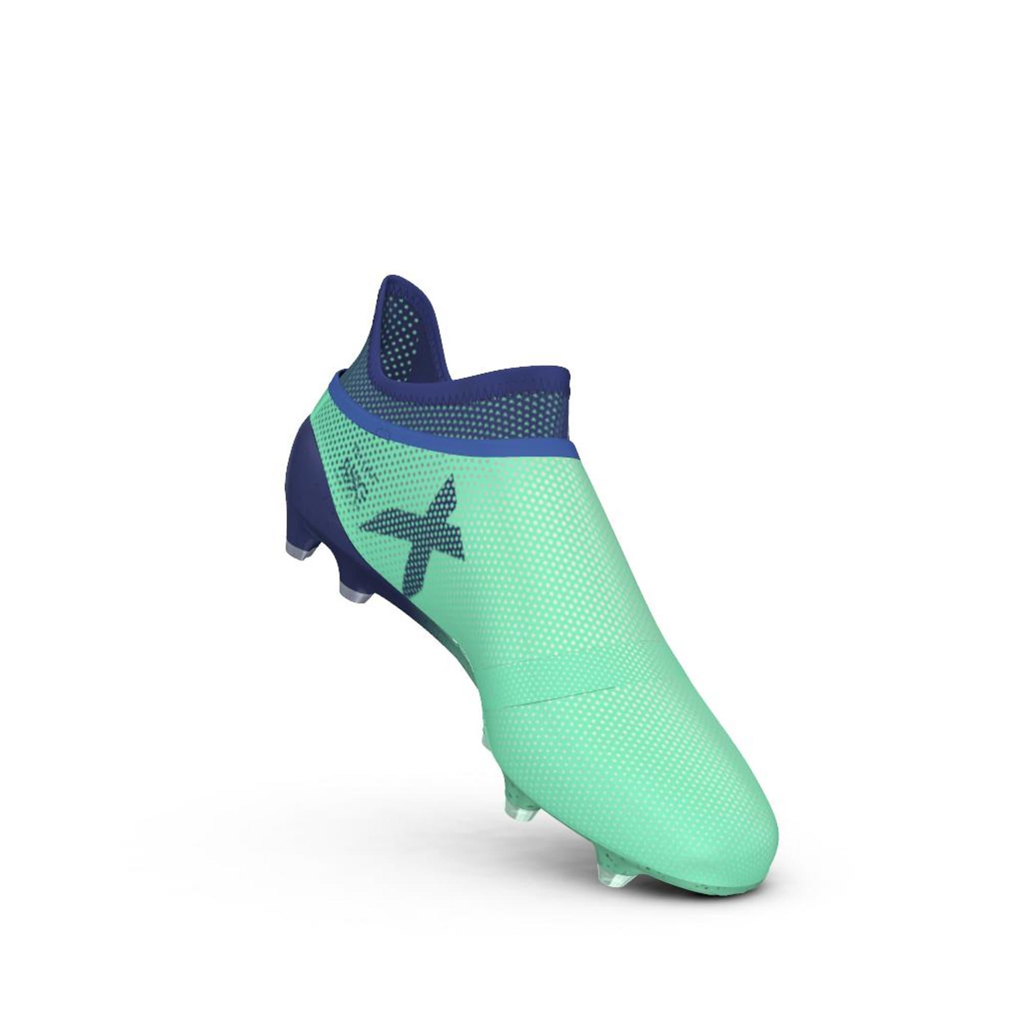 8d55956bf ... 50% off adidas x 17 firm ground boot aero green unity ink hi d9b06 024d1