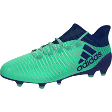 adidas X 17.1 Firm Ground Boot - AERO GREEN/UNITY INK/HI-RES GREEN
