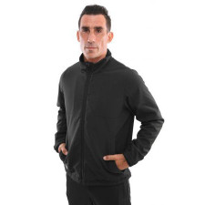 Admiral Thermic Bonded Jacket - Black