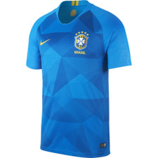 Nike Breathe Brazil CBF 18/19 Stadium Away