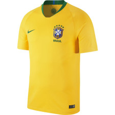 Nike Breathe Brazil CBF 18/19 Stadium Home Jersey