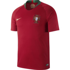 Nike Breathe Portugal 18/19 Stadium Home Jersey
