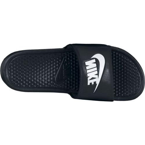 "Nike Benassi ""Just Do It"" Sandal - Black"