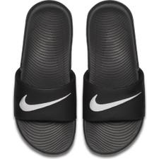 Nike Boy's Kawa GS Slide Youth - Black