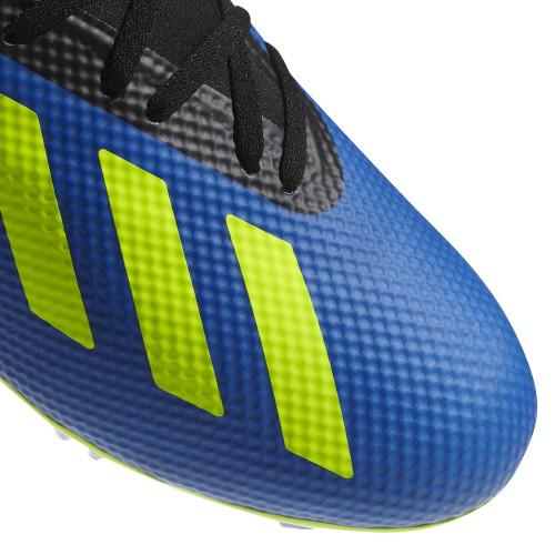 timeless design 82f2b bdd62 ... adidas X 18.3 Firm Ground Boot - Football Blue Solar Yellow Core Black  ...