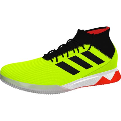 88b33a71d9df adidas Predator Tango 18.1 Trainers - Solar Yellow Core Black Solar ...