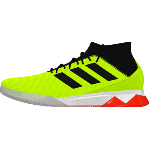 45525e3430f88 ... adidas Predator Tango 18.1 Trainers - Solar Yellow Core Black Solar Red  ...