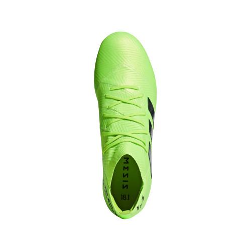 e32702a41d04 ... adidas Nemeziz Messi 18.1 Firm Ground Boot - Solar Green/Core  Black/Solar Green ...