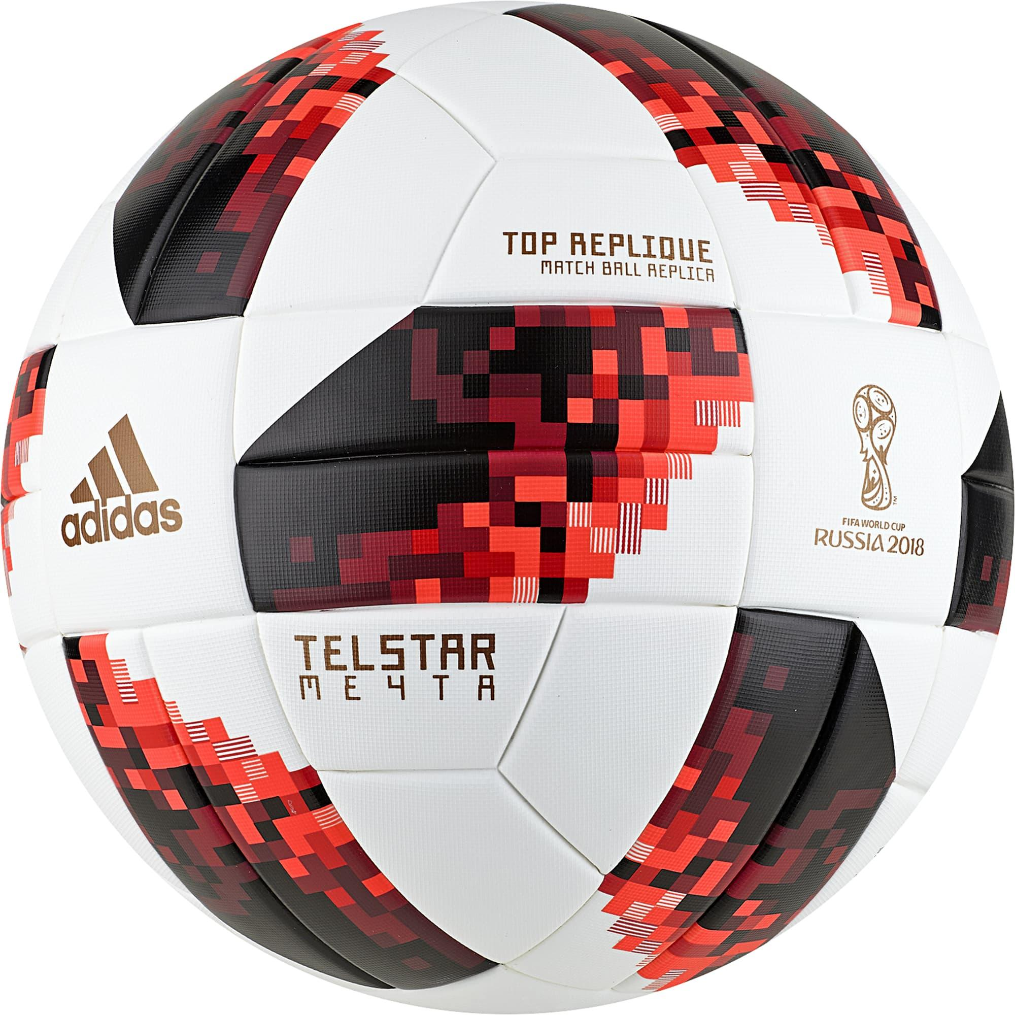 Telstar Adidas World Cup Russia 18 Knock Out Top Replique Soccer Ball (4 (ages 6 12))