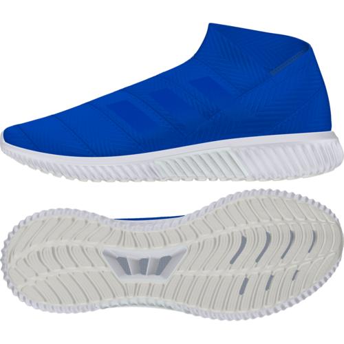 9a00f2c97112 adidas Nemeziz Tango 18.1 Indoor Boot - Blue/Blue/White | SOCCERX