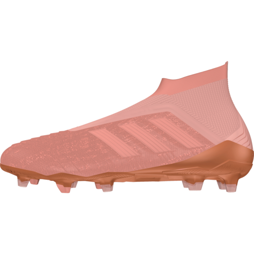 sale retailer ac2e2 5b443 ... adidas Predator 18+ Firm Ground Boot - CLEAR ORANGE F18CLEAR ORANGE  F18 ...
