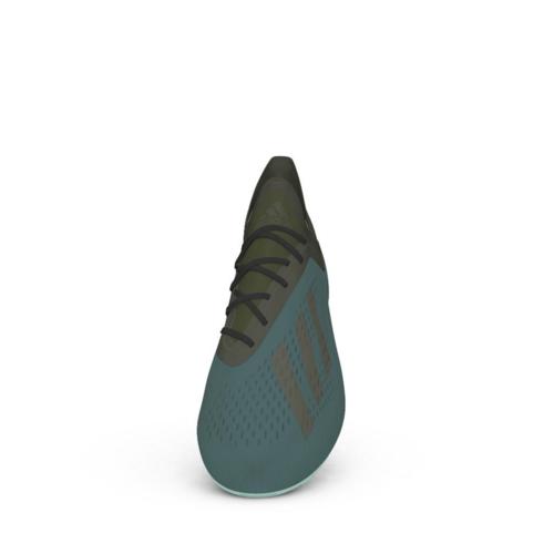 a7959f41cdbb adidas X 18.1 Firm Ground Boots - RAW GREEN F18/NIGHT CARGO F15/CLEAR MINT  F18   SOCCERX