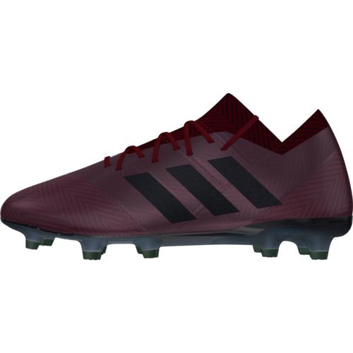 adidas Nemeziz 18.1 Firm Ground Boots - MAROON/LEGEND INK F17/COLLEGIATE BURGUNDY