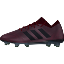 adidas Nemeziz 18.1 Firm Ground Boots - MAROON/LEGEND INK F17/COLLEGIATE BURGUNDY