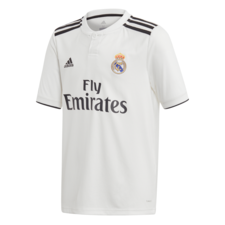 adidas Real Madrid 18/19 Youth Home Jersey