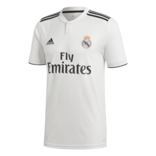 adidas Real Madrid 18/19 Home Jersey
