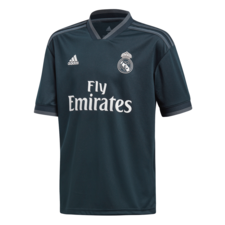 adidas Real Madrid 18/19 Youth Away Jersey