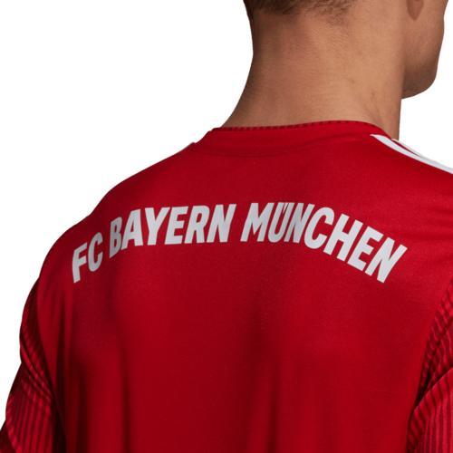 7d5cb0140d1 adidas FC Bayern 18 19 Home Jersey ...