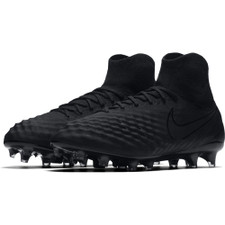 Nike Magista Obra II Firm Ground Boot - Black/Black